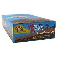 Clif/Zbar Choc Brwnie Cad Size 18ct Clif/Zbar Choc Brownie 1.27z