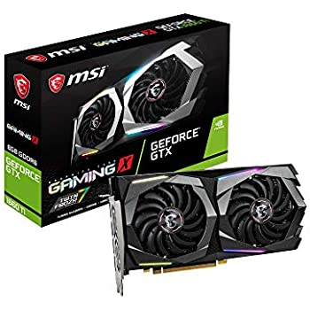 MSI GeForce GTX 1660 Ti GAMING X 6G グラフィックスボード VD6892