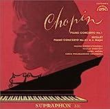 ショパン: ピアノ協奏曲第1番ホ短調作品11 / モーツァルト: ピアノ協奏曲第23番イ長調, K.488