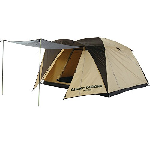 キャンパーズコレクション テント プロモキャノピーテント5 [4~5人用] CPR-5UV(BE)