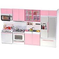 PowerTRC Battery Operated Modern Kitchen Playset [並行輸入品]