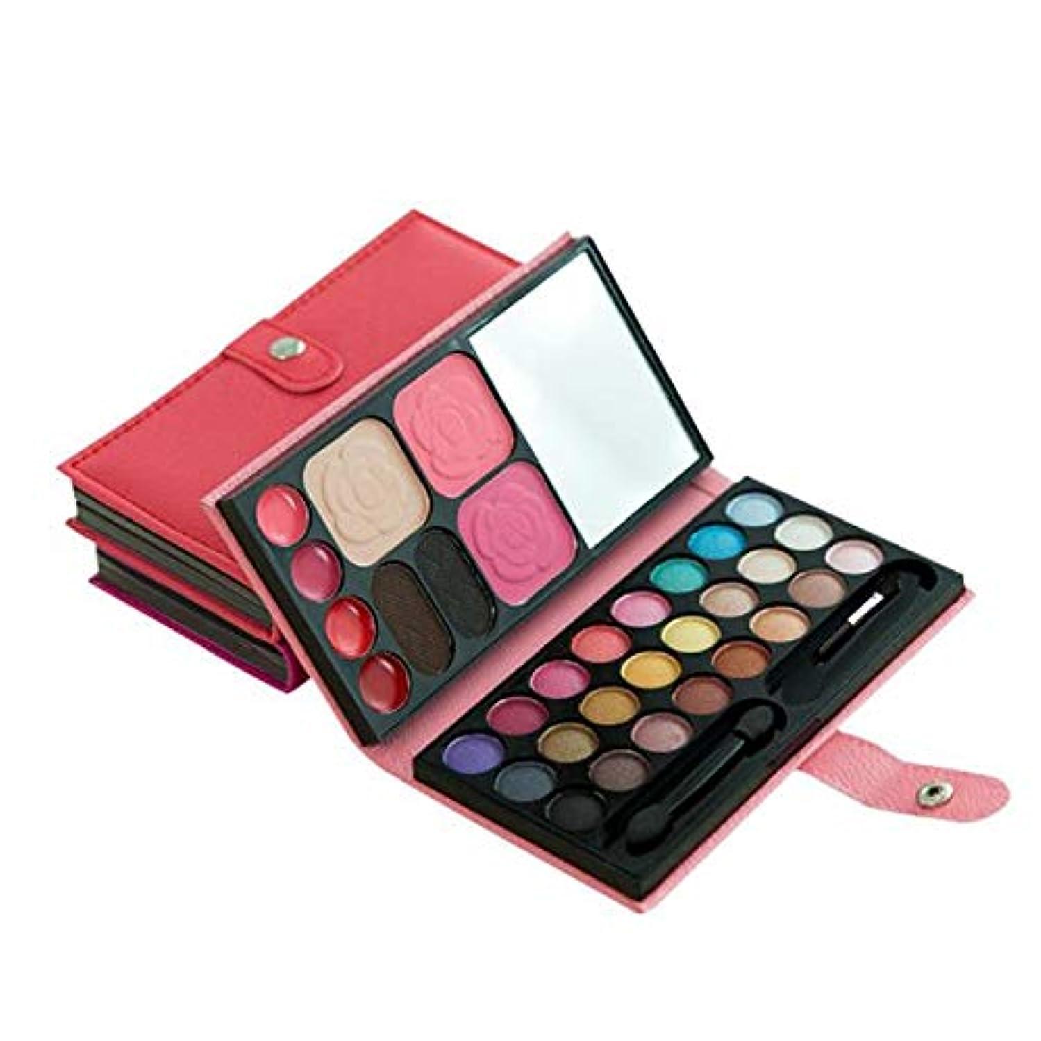 ガレージ未亡人サーキュレーションAkane メイクパレット BOISSY ファッション 可愛い 人気 チーク ランダム色 アイシャドウ 口紅 眉パウダー 魅力的 ピンク 綺麗 長持ち おしゃれ チャーム 日常 持ち便利 Eye Shadow (33色)
