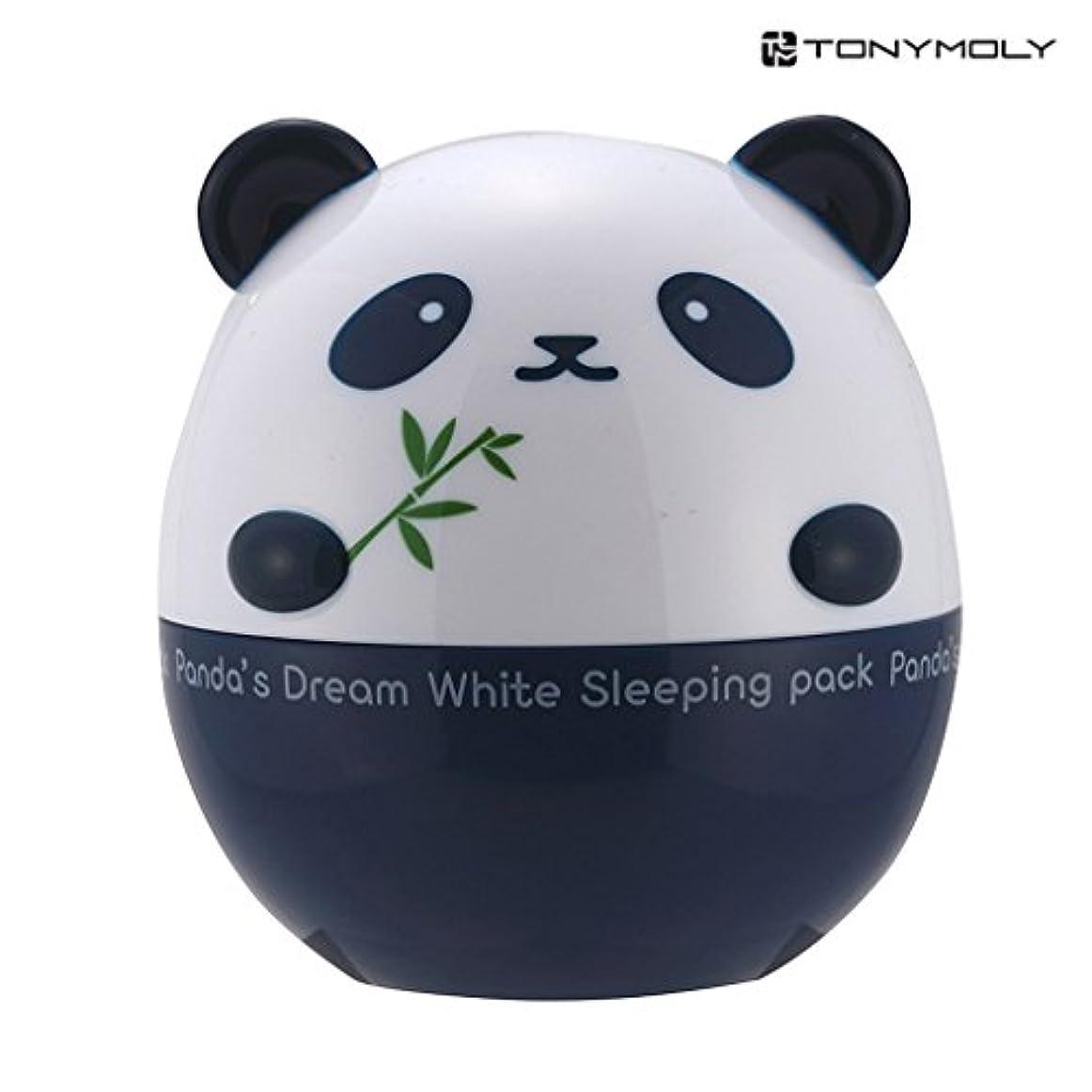 期待通行人プレーヤーTonyMoly トニーモリー パンダズ?ドリーム?ホワイト?スリーピング?パック 50g (Panda`s Dream White Sleeping Pack) 海外直送品