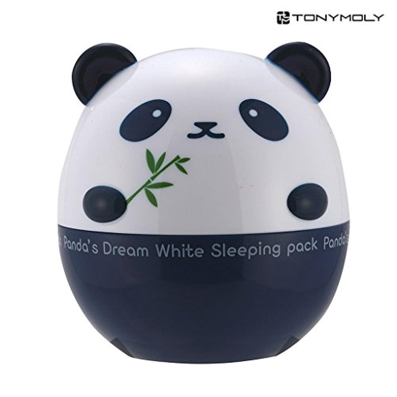 スープブリリアント聖人TonyMoly トニーモリー パンダズ?ドリーム?ホワイト?スリーピング?パック 50g (Panda`s Dream White Sleeping Pack) 海外直送品