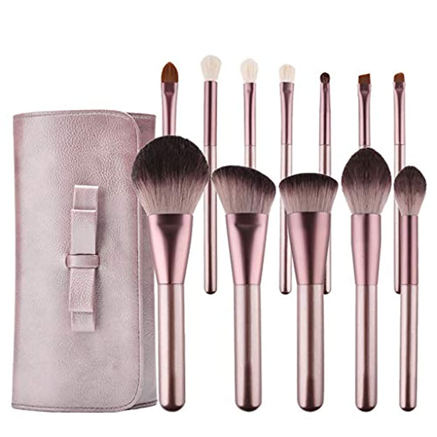無意識トースト累計12化粧筆ビギナー美容メイクセットアイシャドウブラシ