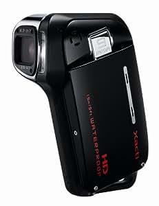 SANYO ハイビジョン 防水デジタルムービーカメラ Xacti (ザクティ) DMX-CA9 ブラック DMX-CA9(K)