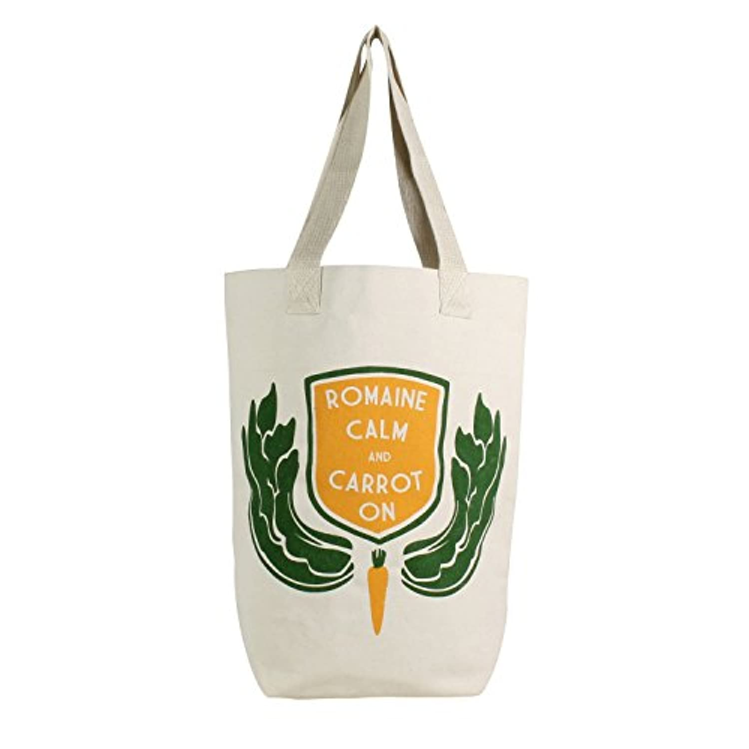 Farmer market Tote – Romaine Calm And Carrot On