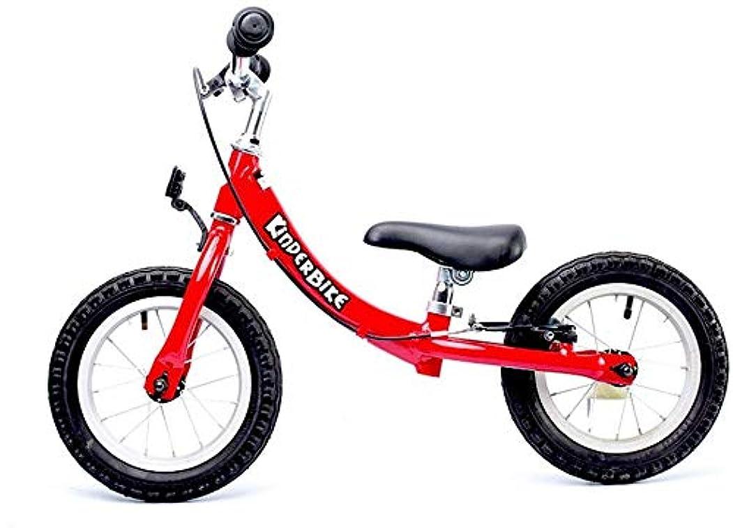 肘体現する行列2-7歳のブレーキ自転車が付いている普遍的なバランスバイクペダルウォーカー無し