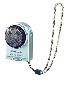 パナソニック スピンネット・リチウム メンズシェーバー 回転刃 シルバー調 ES6801P-S