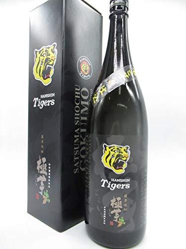 白金酒造 極芋 阪神タイガース 芋焼酎 25度 1800ml