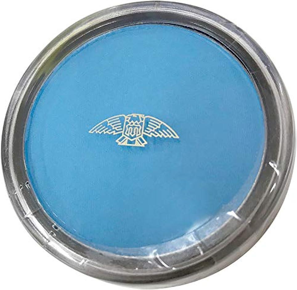 美容師周囲骨三善 プラスカラー ブルー