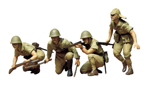 1/35 MM 日本歩兵 35090