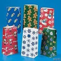 144 pc Holiday paper bag assortment [並行輸入品]