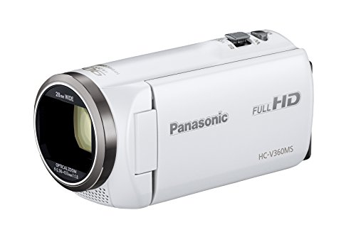 Panasonic HDビデオカメラ V360MS 16GB...