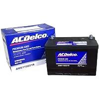 ACDelco [ エーシーデルコ ] 国産車バッテリー 充電制御車用 [ Maintenance Free Battery ] AMS115D31R