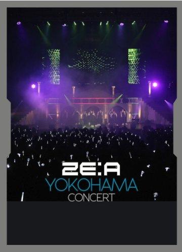 ZE:A YOKOHAMA CONCERT [DVD]