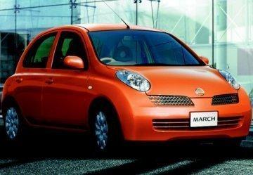 1/24 インチアップNo.110 日産 新型マーチ V Selection