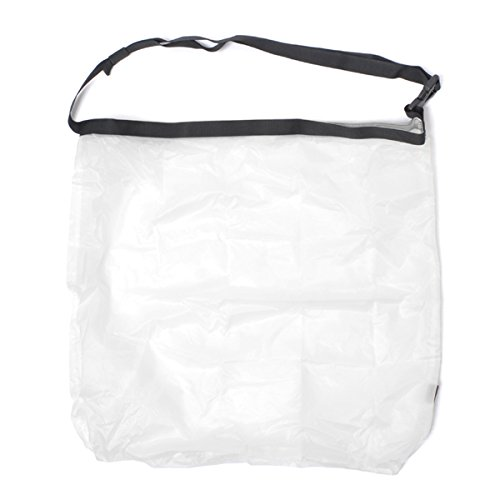 FAIRWEATHER(フェアウェザー) packable sacoche white