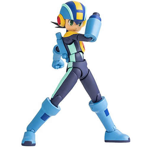 4 Innerel Rockman EXE Non Scale PVC /& ABS Painted Movable Figure  Sentinel