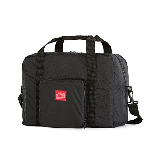 ◎マンハッタンポーテージ(Manhattan Portage) Packable Collection Three Decker Duffel ダッフルバッグ MP1804PKB-BLK Black