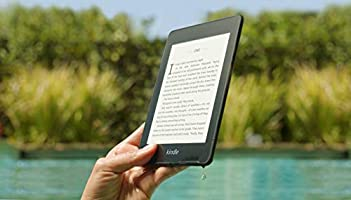 All-new Kindle Paperwhite – Now Waterproof with more than twice the Storage (32GB)