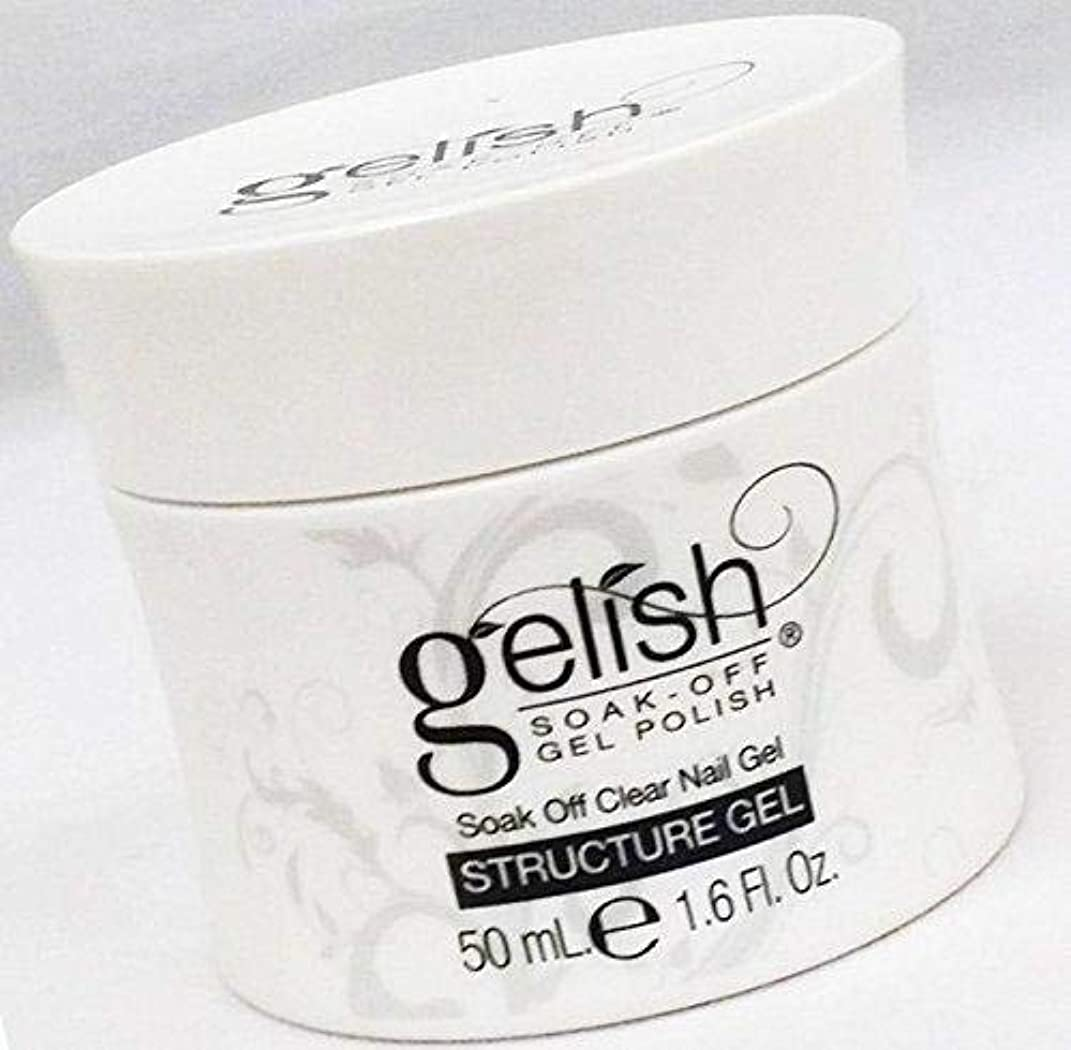 素晴らしき旅客レザーHarmony Gelish Essentials - Structure Gel Building Gel - 50ml / 1.6oz