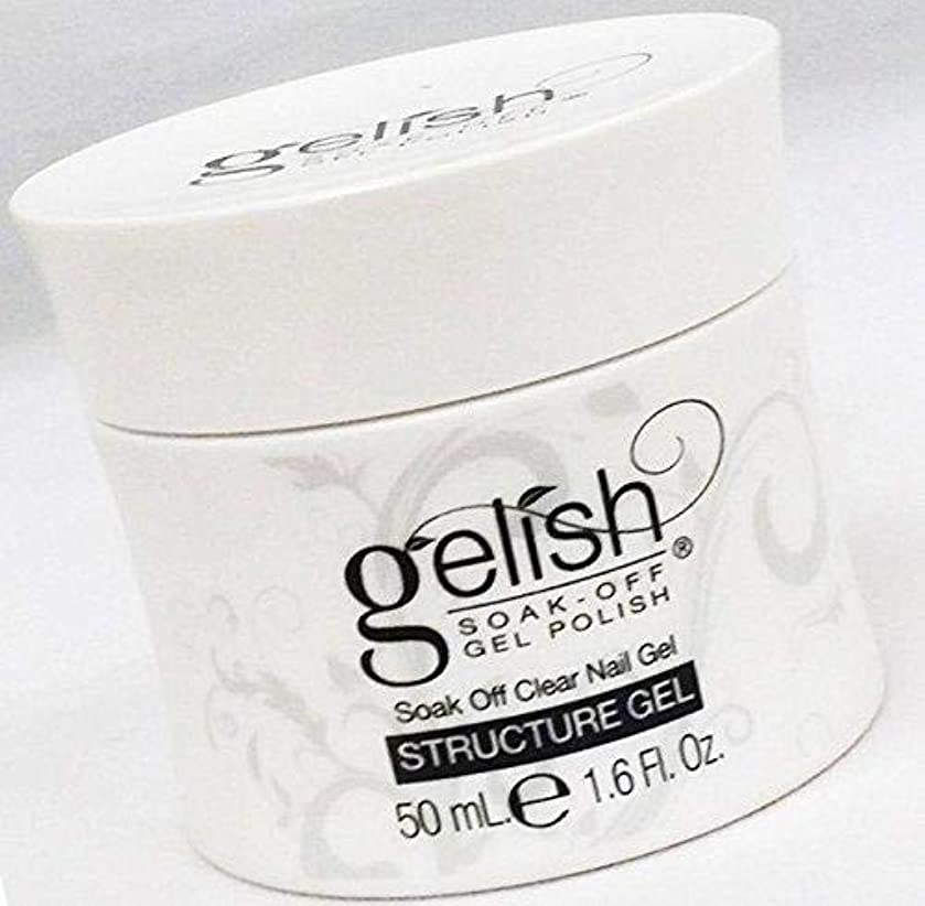 モロニック重荷ヒットHarmony Gelish Essentials - Structure Gel Building Gel - 50ml / 1.6oz