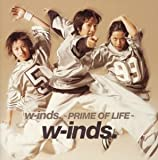 W.O.L. (Wonder Of Love)♪w-inds.のCDジャケット