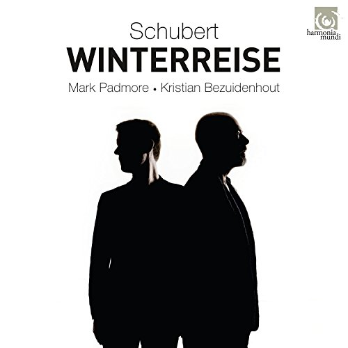 シューベルト : 「冬の旅」 (全曲) (Schubert : Winterreise / Mark Padmore | Kristian Bezuidenhout) [CD] [輸入盤] [日本語帯・解説・歌詞訳付]