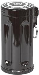 Dreams(ドリームズ) 携帯灰皿 シガーネスト ハニカム 7本収納 ブラック MDL45121