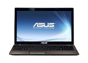 ASUS K53E 15.6型ワイドTFTカラー液晶 Corei7-2630QM ノートPC ブラウン K53E-SX2630