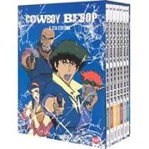 【アニメーション】COWBOY BEBOP(カウボーイビバップ)5.1CH リニューアル・ボックスセット(7DISC)