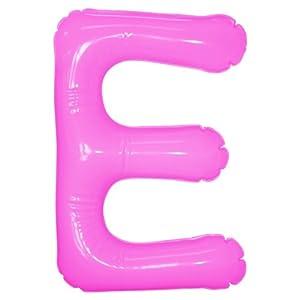 エアポップレターバルーン ピンク 「E」 14...の関連商品6
