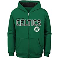 NBA by Outerstuff NBA Kids & Youth Boys Stated Full Zip Fleece Hoodie