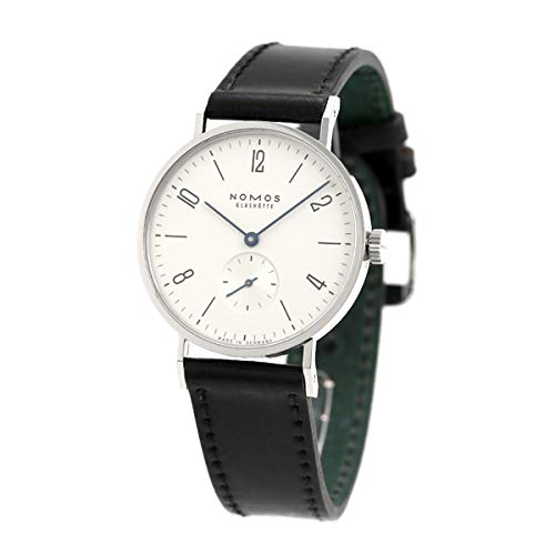 [ノモス] NOMOS 腕時計 タンジェント 35 手巻き TN1A1W2 メンズ ホワイト×ブラック NOMOS-139 [並行輸入品]