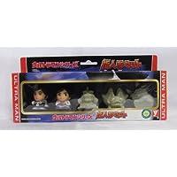 ウルトラマンシリーズ 指人形セット