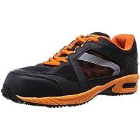 [キタ] 喜多 安全靴・作業靴 通気性 耐滑 軽量 耐油底 メガックス ローカット MV-5900