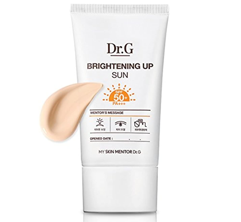 [Dr.Gドクタージー] ブライトニング?アップ?サン?日焼け止め 50ml (Brightening Up Sun SPF50 PA+++ 50ml) [並行輸入品]