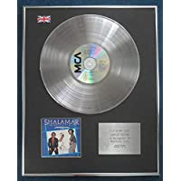 Shalamar - Limited Edition CD Platinum LP Disc - The Greatest Hits