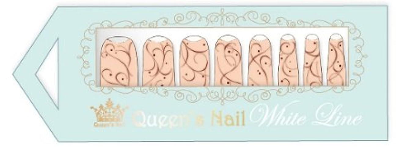 なかなかアブストラクト適応Queen's Nail QN-NL-003