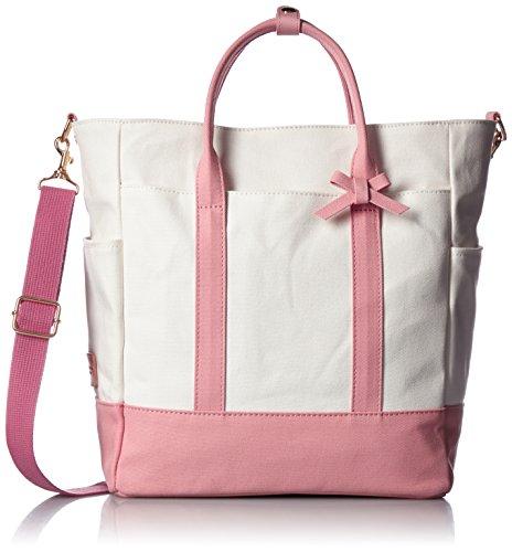 [サマンサタバサプチチョイス] Samantha Thavasa Petit Choice おけいこバッグ 121520266211 20 (ピンク)