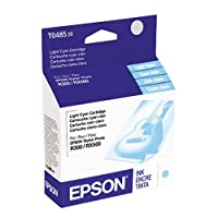 T048520 Quick-Dry Ink, 430 Page-Yield, Light Cyan