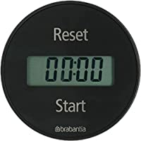 ブラバンシア デジタル キッチンタイマー グレー 103742