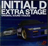 INITIAL D EXTRA STAGE ORIGINAL SOUND TRACKS