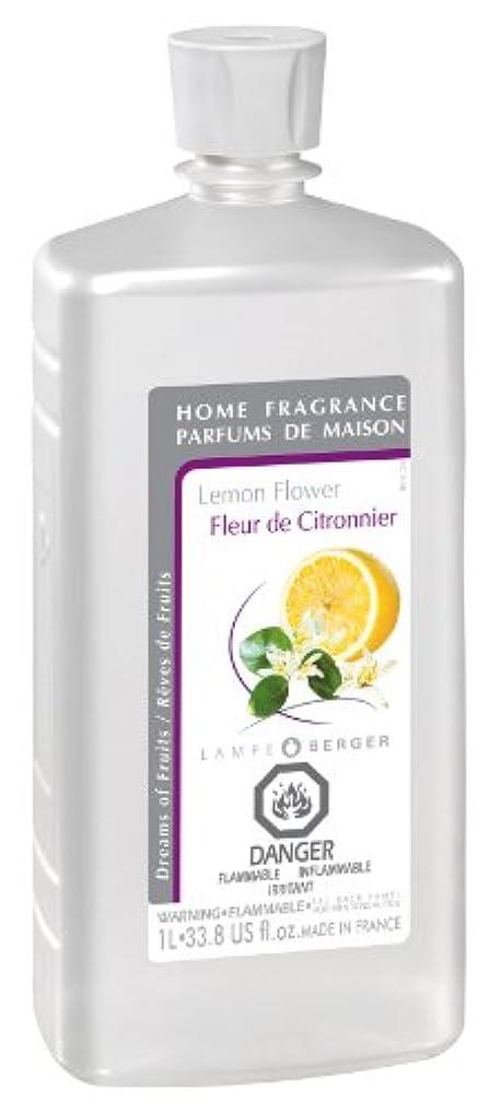 エアコンシーン虐待Lampe Berger Fragrance, 33.8 oz , Lemon Flower by Lampe Berger