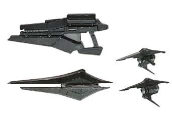 コトブキヤ アーマード・コア V.I.シリーズ ウェポンユニット 013 1/72スケール無彩色プラスチックキット