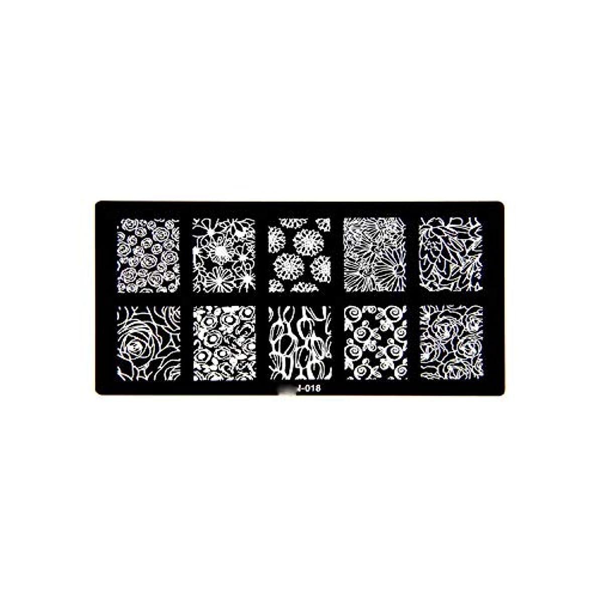 消防士商人格納1ピース6 * 12センチbcnシリーズネイルスタンピングプレート画像ネイルステンシル用ネイルアートスタンプマニキュアテンプレートツール,BCN018