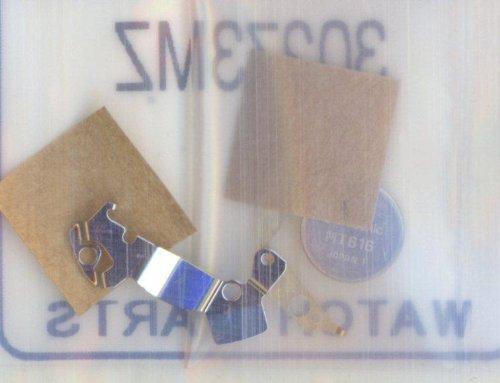 SEIKO[セイコー]純正AGSキネティック 3027 3MZ コイン形二次電池キャパシター MT616 panasonic