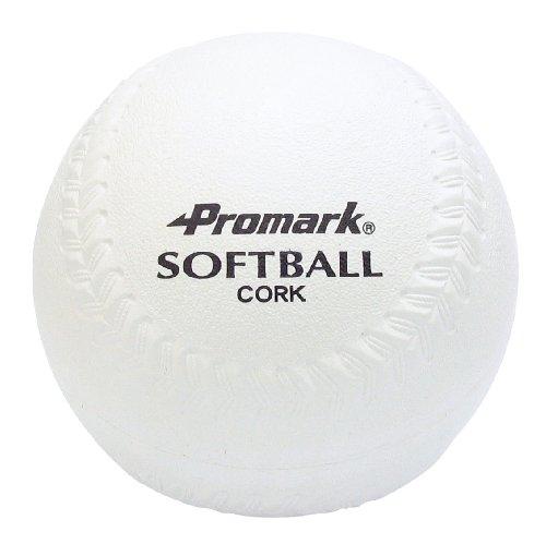 サクライ貿易(SAKURAI) Promark(プロマーク) 野球 ソフトボール 練習球 ボール 1号球  SB-801N