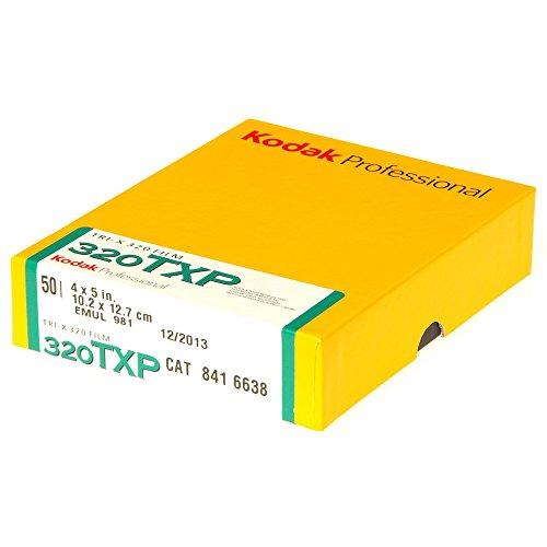 プロフェッショナル トライ-X320 (320TXP) [4x5 50枚パック]